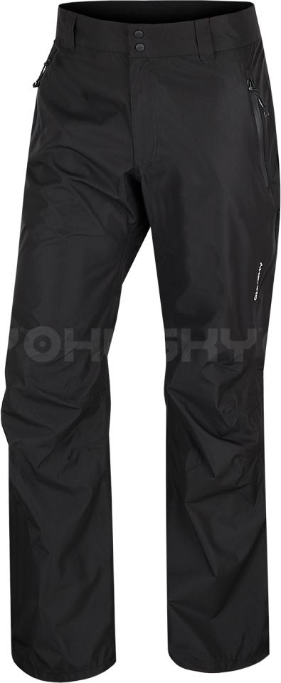Husky Pánské outdoor kalhoty Lamer M černá Velikost: L