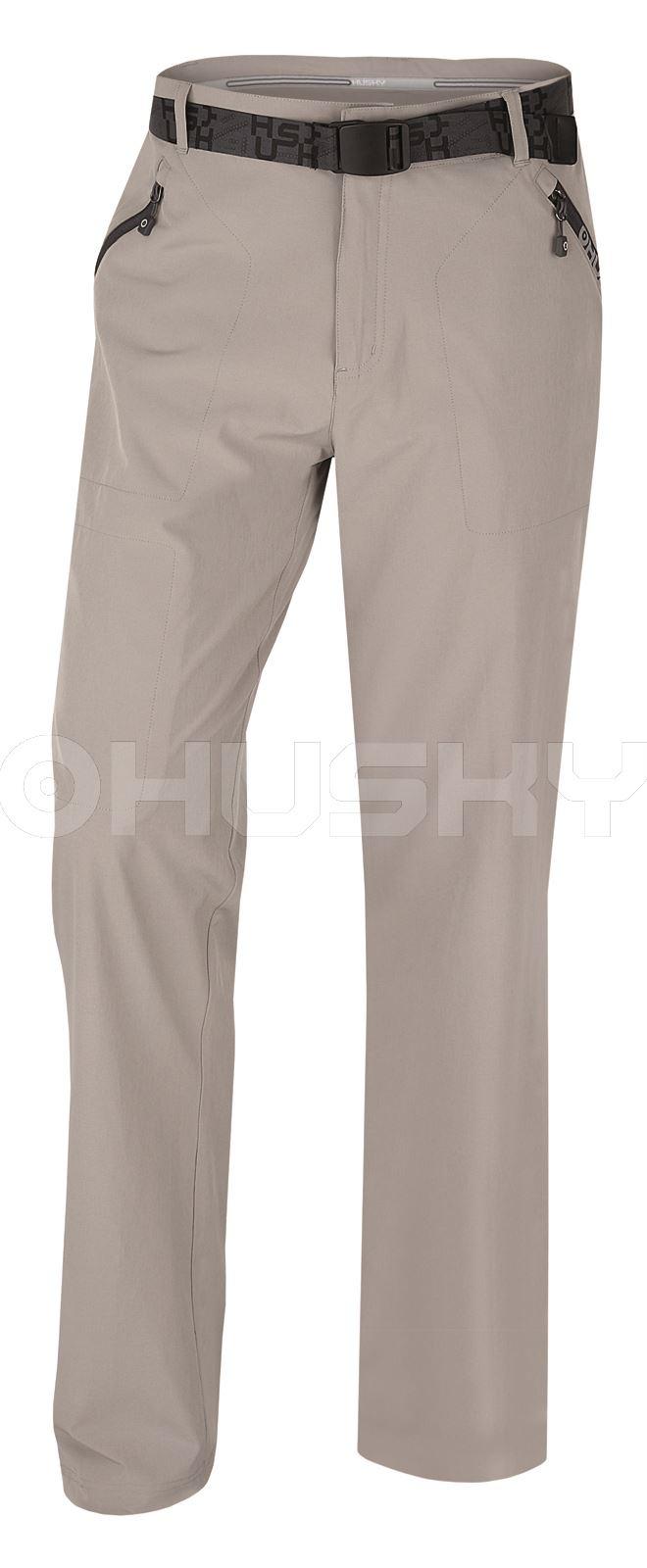 Husky Pánské outdoor kalhoty Propy M šedá Velikost: L