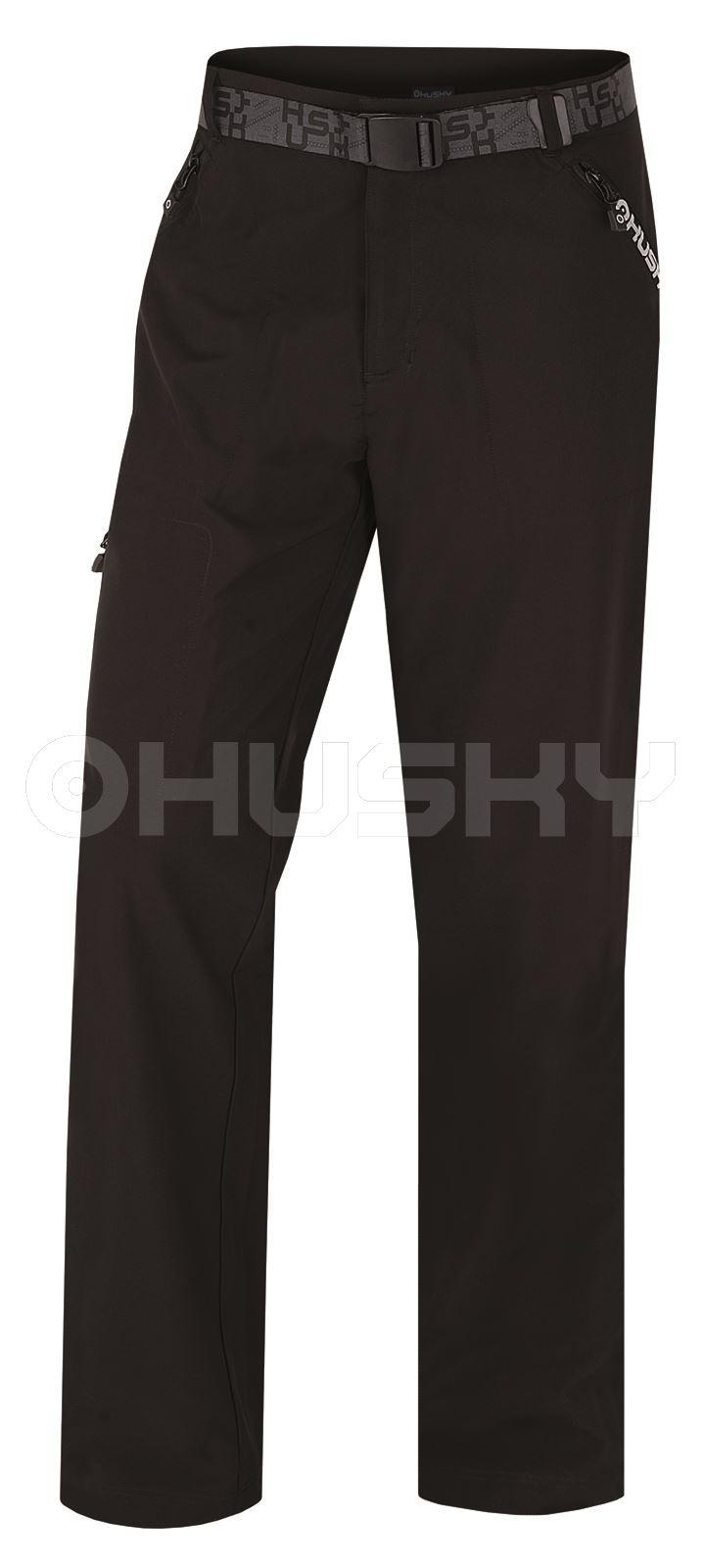Husky Pánské outdoor kalhoty Propy M černá Velikost: M