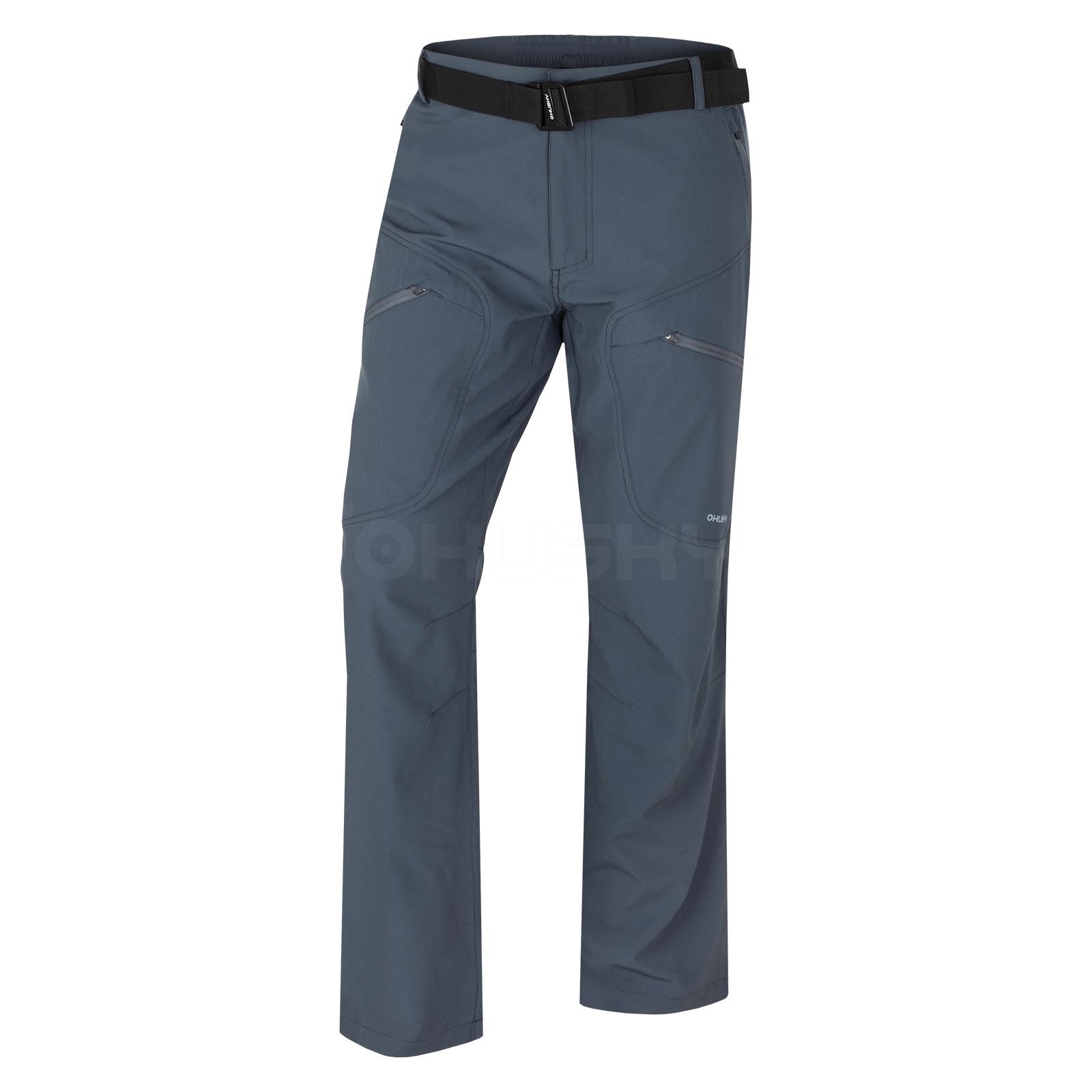Husky Pánské outdoor kalhoty Keasy M antracit Velikost: L