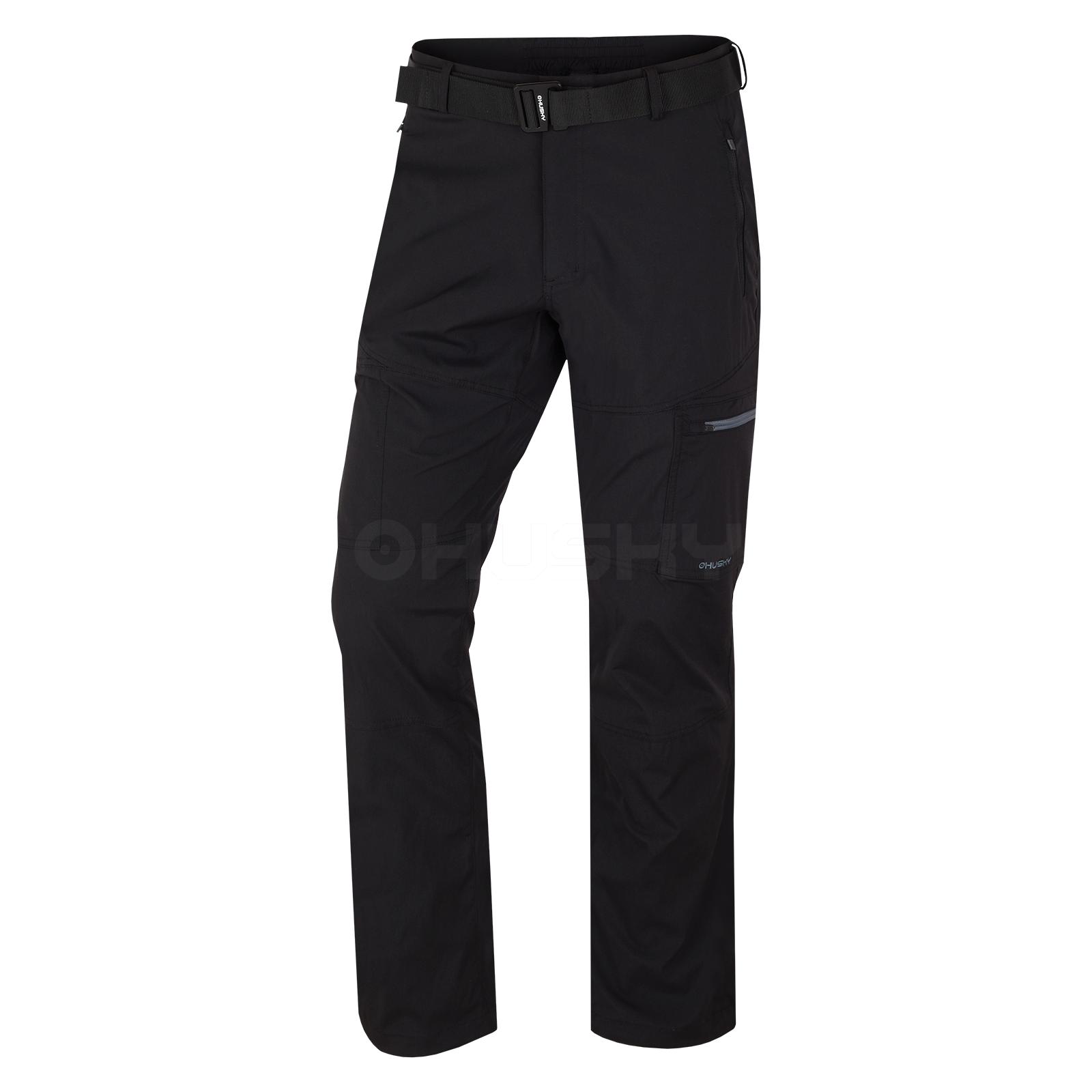 Husky Pánské outdoor kalhoty Kauby M černá Velikost: XL